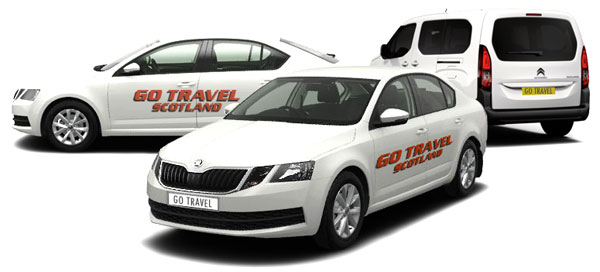 Go Travel Taxis - Lanark, Carluke, Biggar, Clydesdale