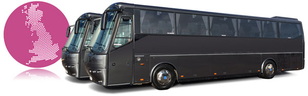 Go Travel Scotland Luxury Coach Travel throughout the United Kingdom