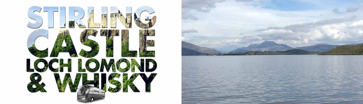 Loch Lomond Day Tour from Edinburgh - Go Travel Scotland