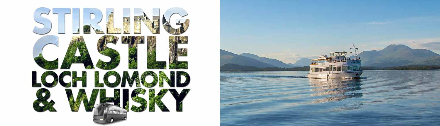 Loch Lomond Cruise, Bus Trip from Edinburgh - Go Travel Scotland