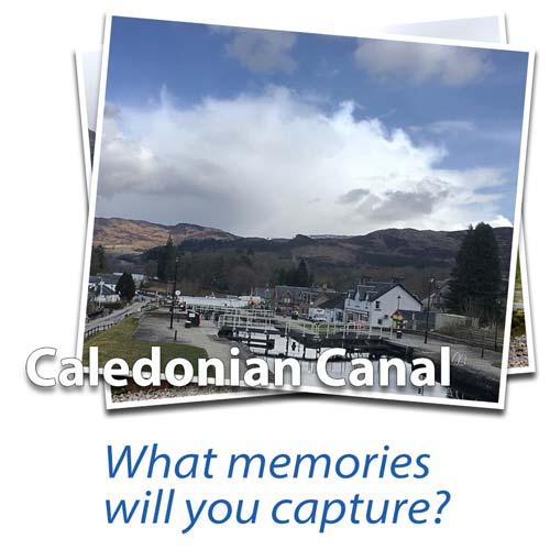 Loch Ness Tour from Edinburgh - Caledonian Canal - GoTravelScotland.com