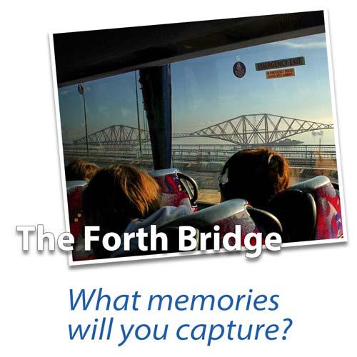 Loch Ness Tour from Edinburgh - Forth Bridge - GoTravelScotland.com