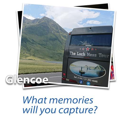 Loch Ness Tour from Edinburgh - Glencoe Bus - GoTravelScotland.com