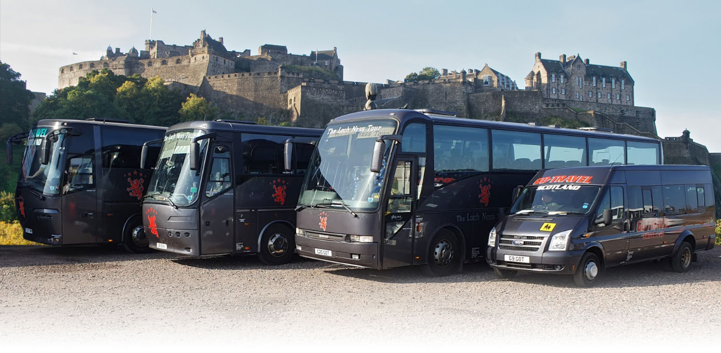 EDINBURGH MINIBUS HIRE WITH DRIVER DOWNLOAD (2019)
