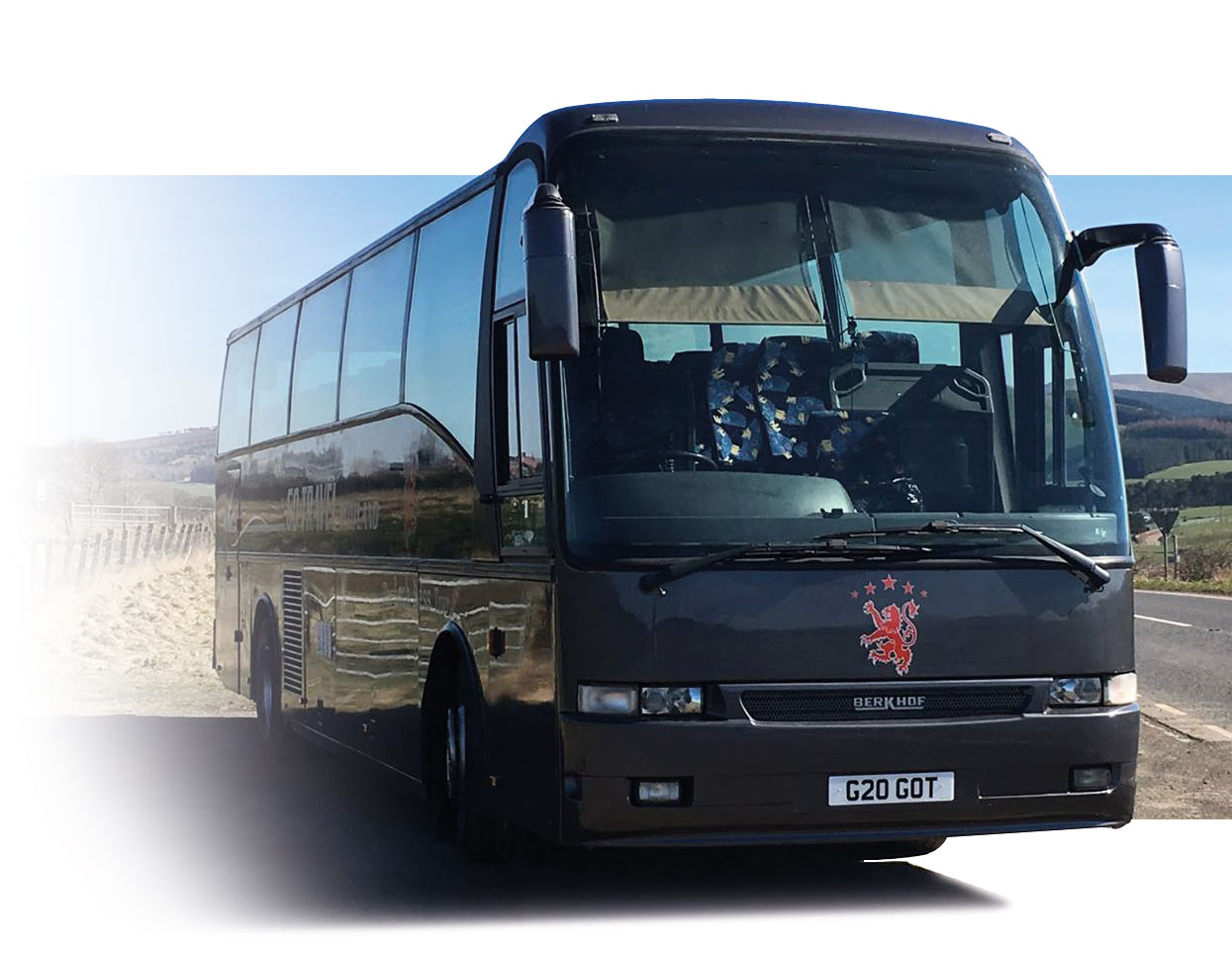 Luxury Coach Hire Carluke - Go Travel Scotland