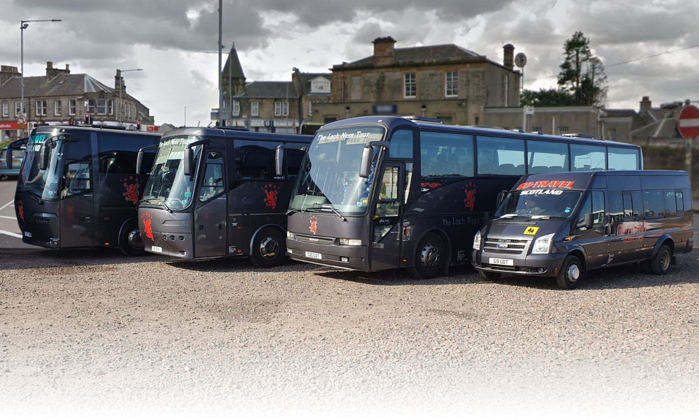 Coach Hire Carluke - Go Travel Luxury Coach and Minibus Hire