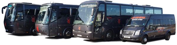 Go Travel Coach Hire - Carluke, Lanark, Carnwath