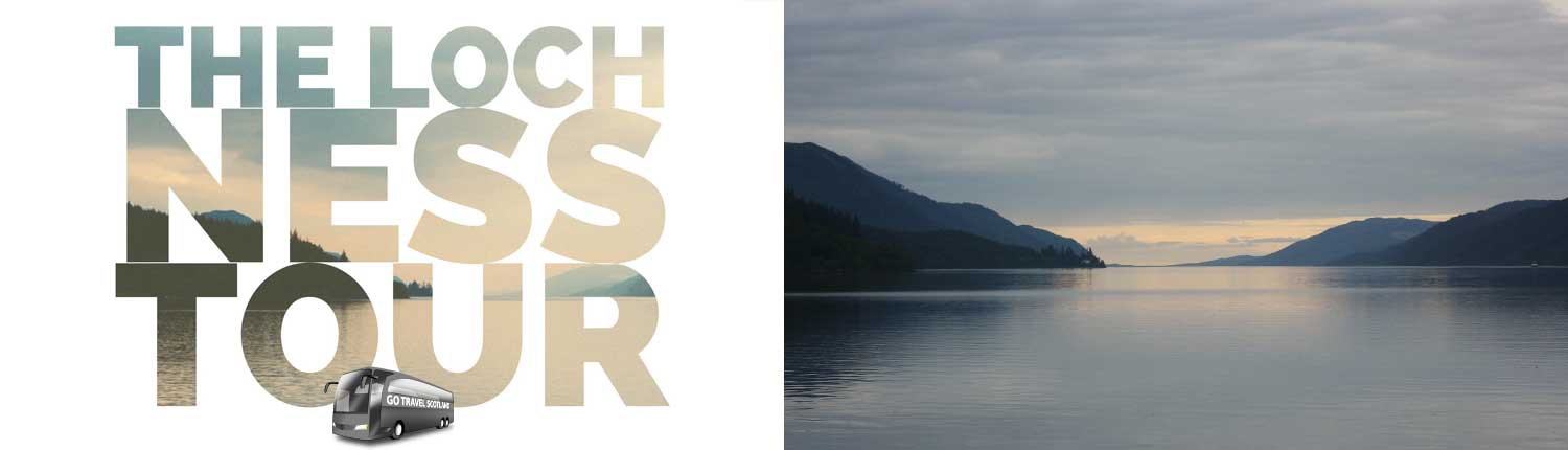 Loch Ness Coach Trip from Edinburgh - Go Travel Scotland