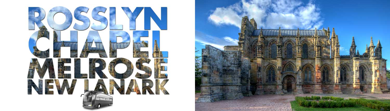 Rosslyn Chapel, Da Vinci Code Day Tour from Edinburgh - Go Travel Scotland