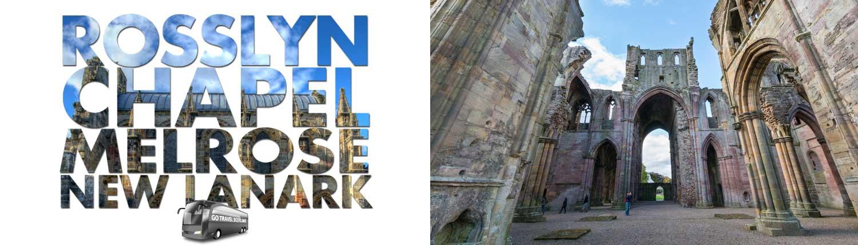 Melrose Abbey Day Trip from Edinburgh - Go Travel Scotland